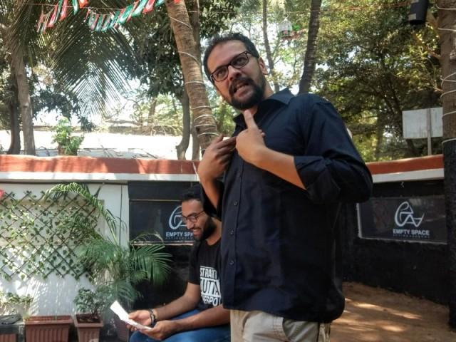 Vivek Madan in Every Brilliant Thing